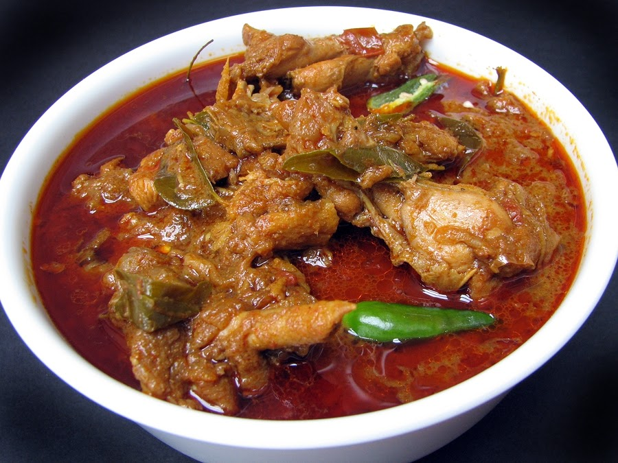 spicy chicken curry south - photo #21