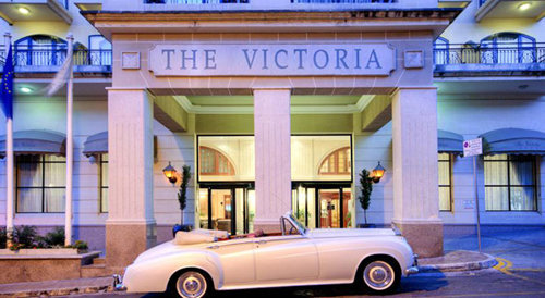 Victoria Hotel offers