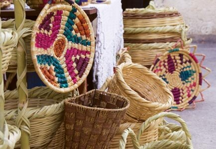 Traditional Lifestyle - Baskets