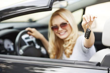 Renting a car in North cyprus
