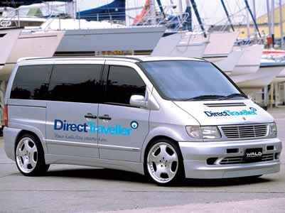 Direct Traveller Transfers