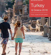 Turkey Tours Brochure