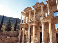 Grand Library of Ephesus in Izmir