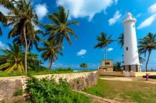Lighthouse in Galle,Sri Lanka