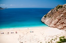 Relax in Kalkan and Kas beaches.