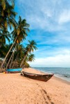 Sandy Beaches in Sri Lanka