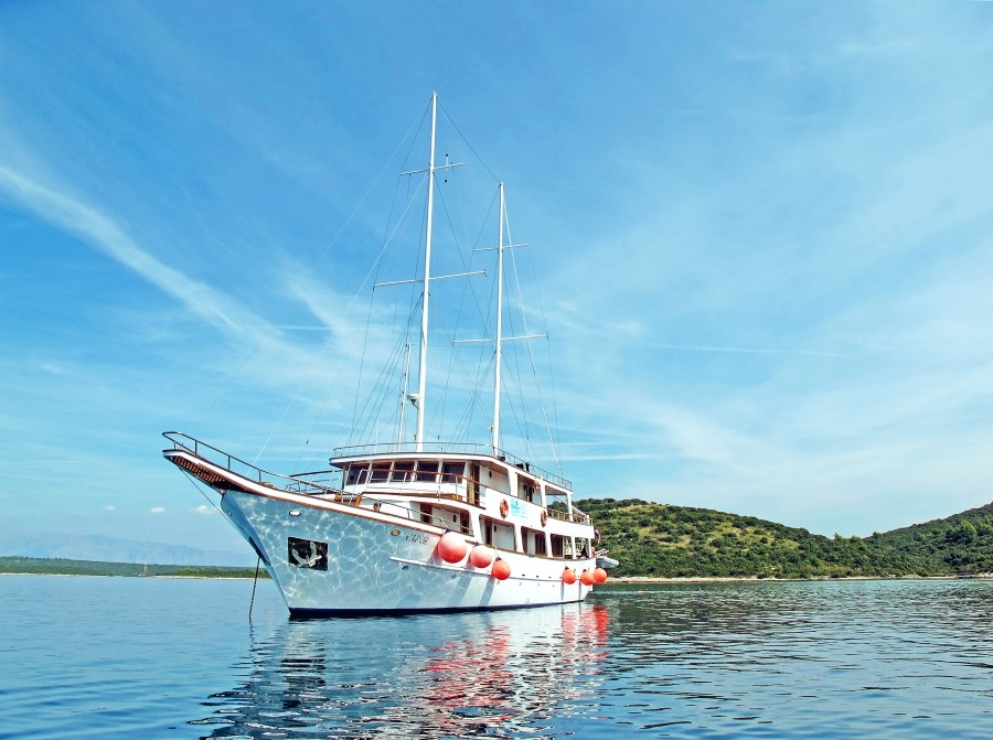 Croatia Cruise Holidays Small Ship Croatia Cruises